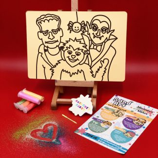 Vampire Sand Art Home Kit