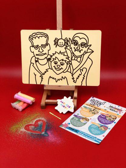 Vampire Sand Art Home Kit