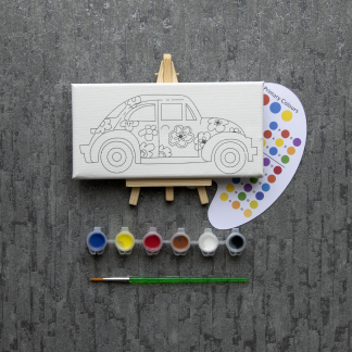 Midi Canvas Painting Kits