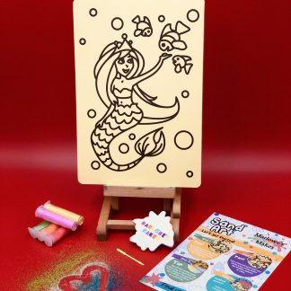 Mermaid Sand Art Home Kit