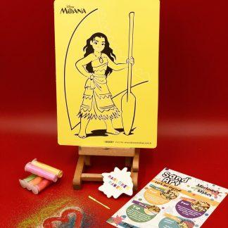 Moana Sand Art Home Kit