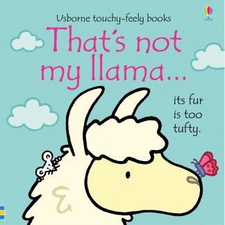 That's not my llama Board Book