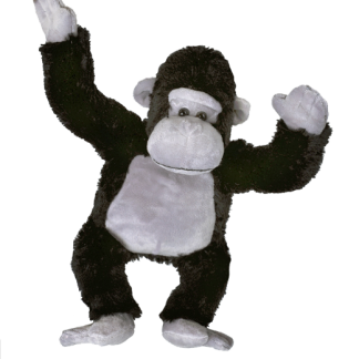 Gorilla Make-A-Bear Home Pack (Silverback)