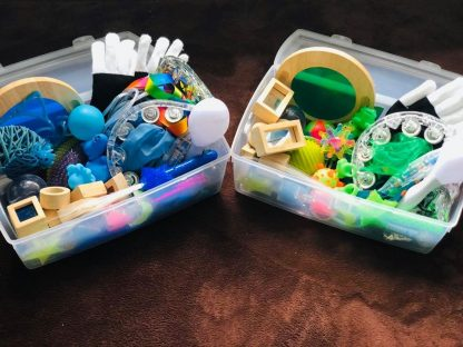 Toy box hire