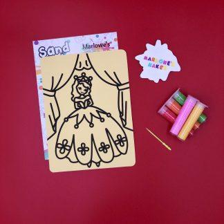Princess Sand Art Kit