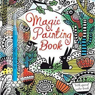 Magic Painting Book Paperback