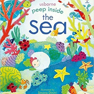 Peep Inside The Sea Board Book