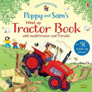 Poppy and Sam's Wind-Up Tractor Board Book