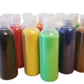 Large Sand Bottles