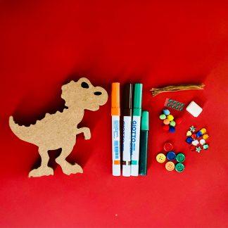 Make Your Own T-Rex Craft Kit