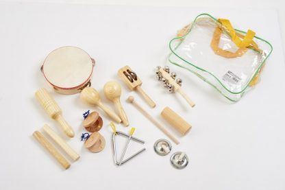 Wooden Percussion Set